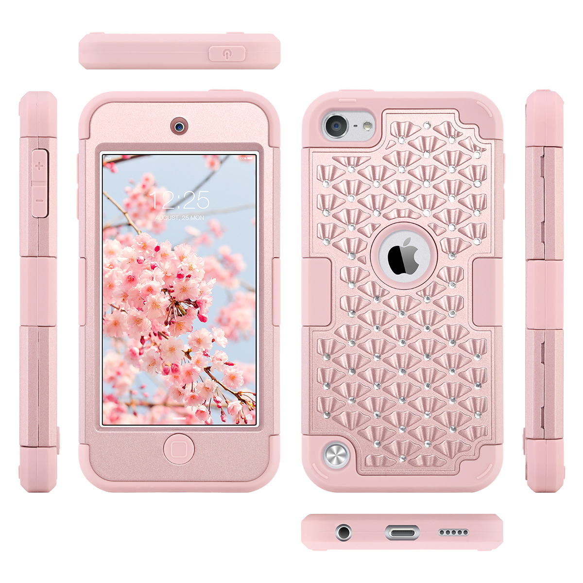 Hybrid-Hard-Protective-Silicon-TPU-Case-for-Apple-iPod-Touch-5-6th-Generation thumbnail 127