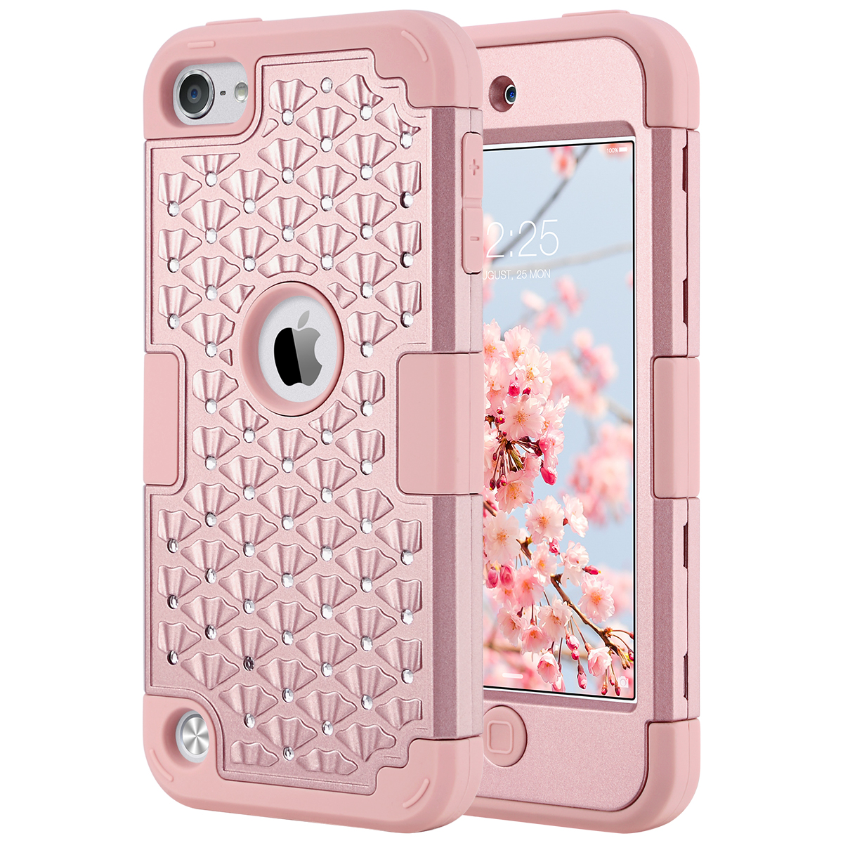 Hybrid-Hard-Protective-Silicon-TPU-Case-for-Apple-iPod-Touch-5-6th-Generation thumbnail 128