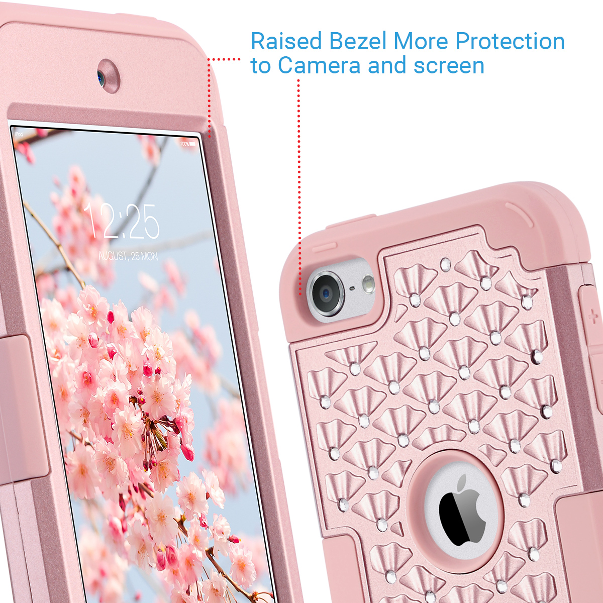 Hybrid-Hard-Protective-Silicon-TPU-Case-for-Apple-iPod-Touch-5-6th-Generation thumbnail 130