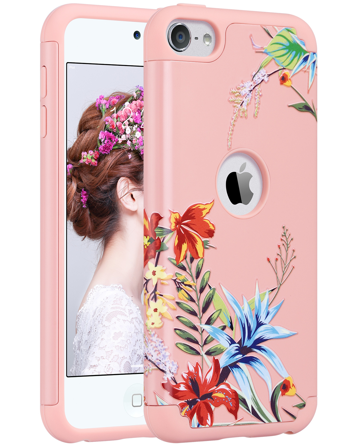 Hybrid-Hard-Protective-Silicon-TPU-Case-for-Apple-iPod-Touch-5-6th-Generation thumbnail 75