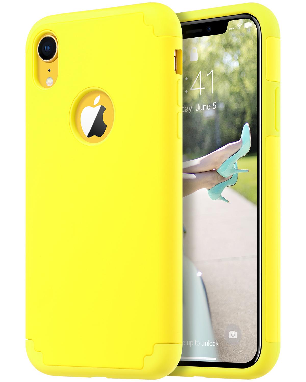 ulak iphone xr silicone shockproof case