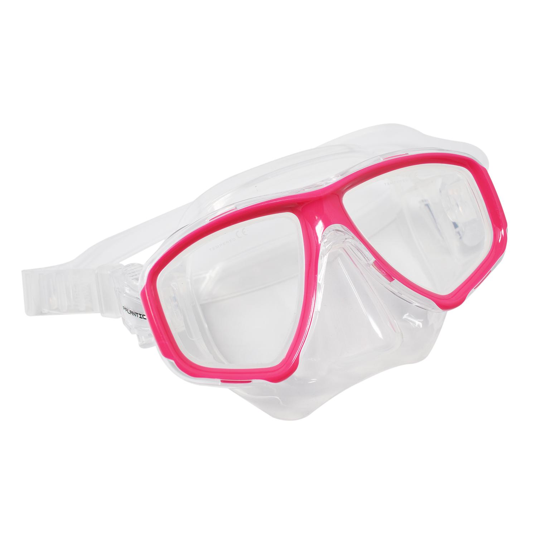 Scuba Titanium Blue Dive Mask NEARSIGHTED Prescription RX Optical Lenses