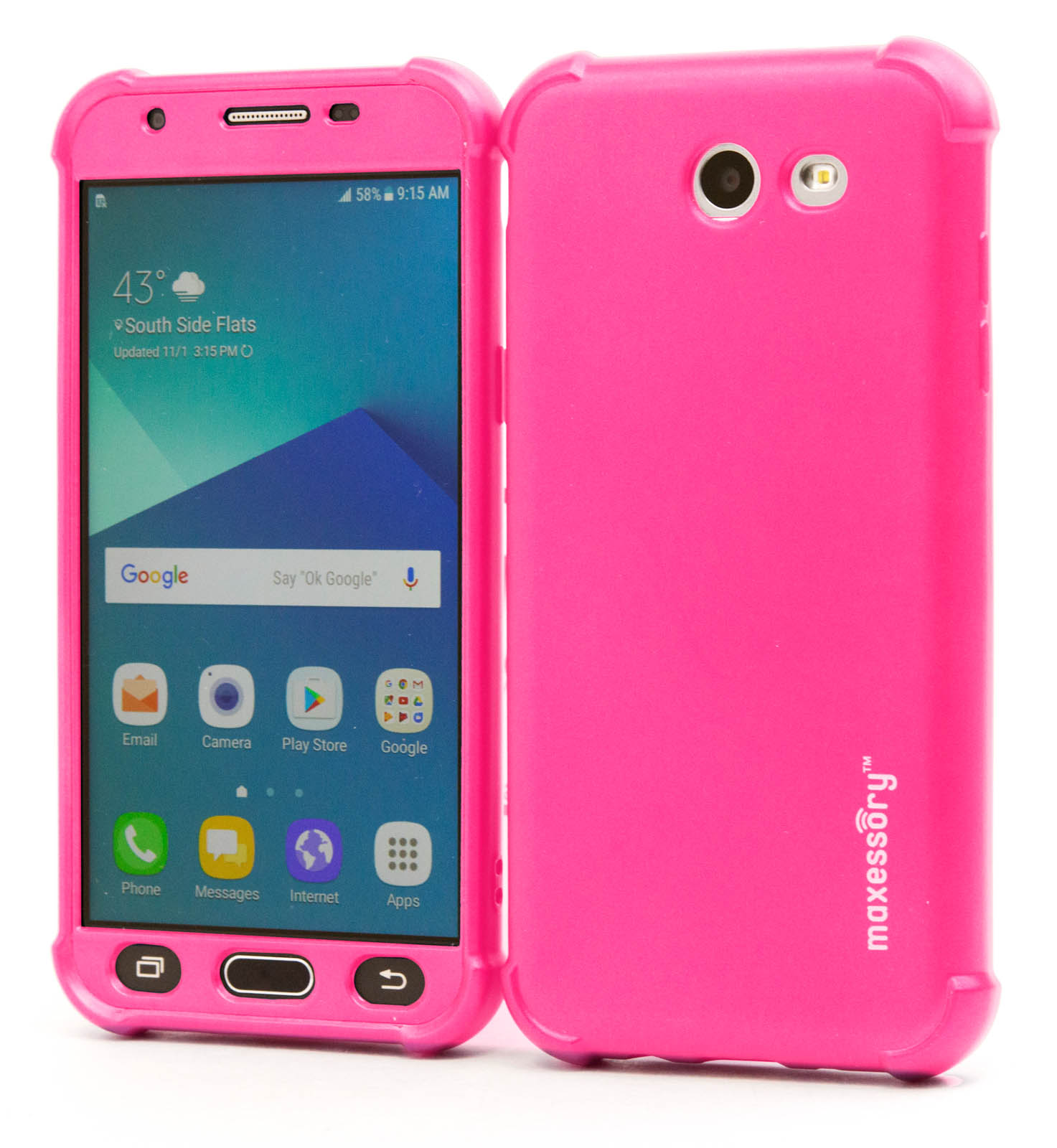 For Samsung Galaxy J3 Prime Case Ultra Thin