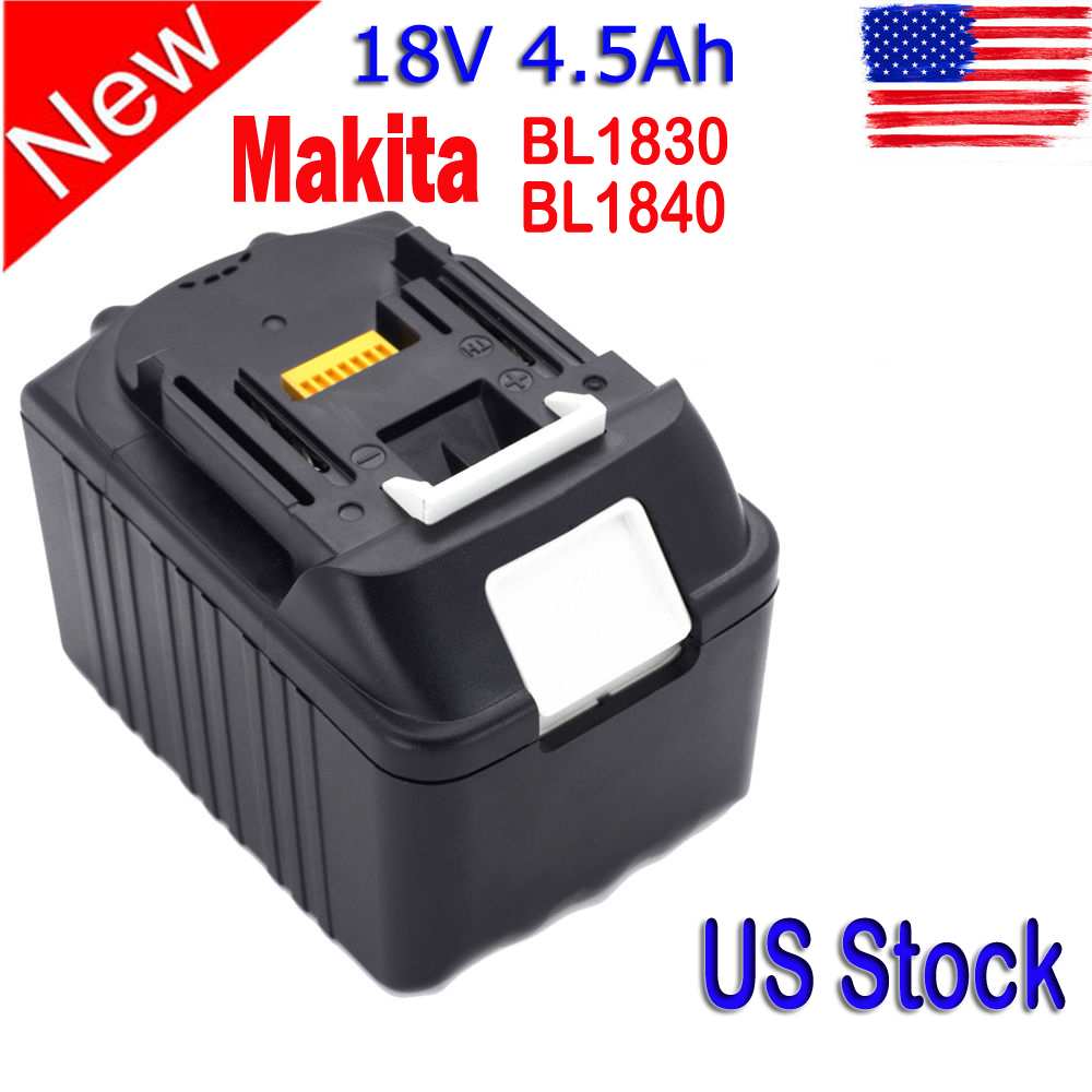 18v 4 5ah battery for makita lxt400 bl1815 bl1830 bl1835 - Batterie makita 18v 5ah ...