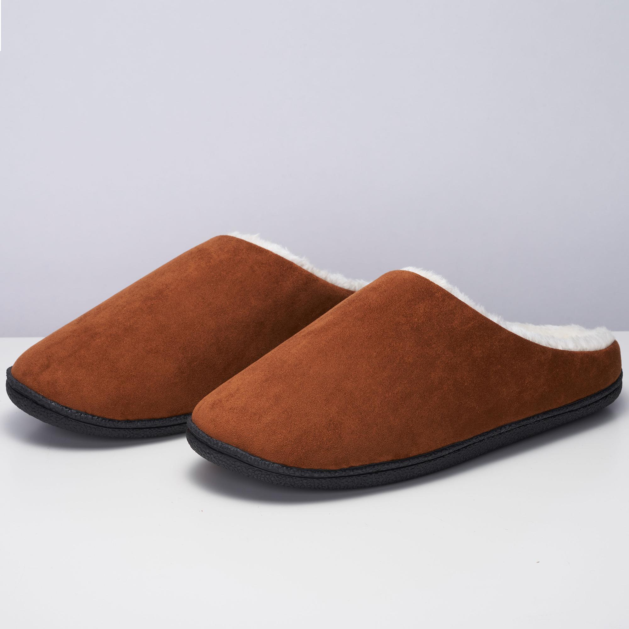 Alpine-Swiss-Mens-Memory-Foam-Clog-Slippers-Indoor-Comfort-Slip-On-House-Shoes thumbnail 23