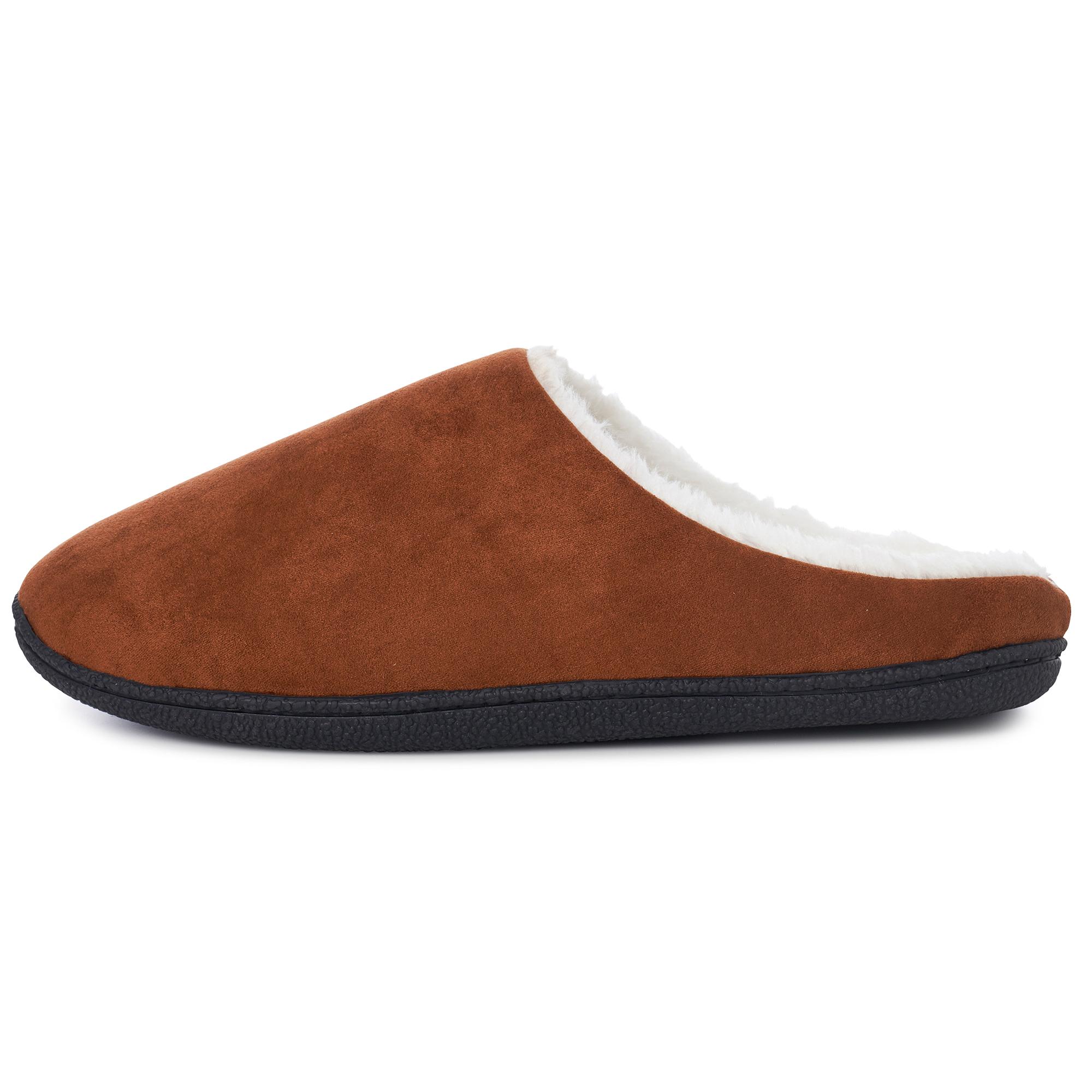 Alpine-Swiss-Mens-Memory-Foam-Clog-Slippers-Indoor-Comfort-Slip-On-House-Shoes thumbnail 19