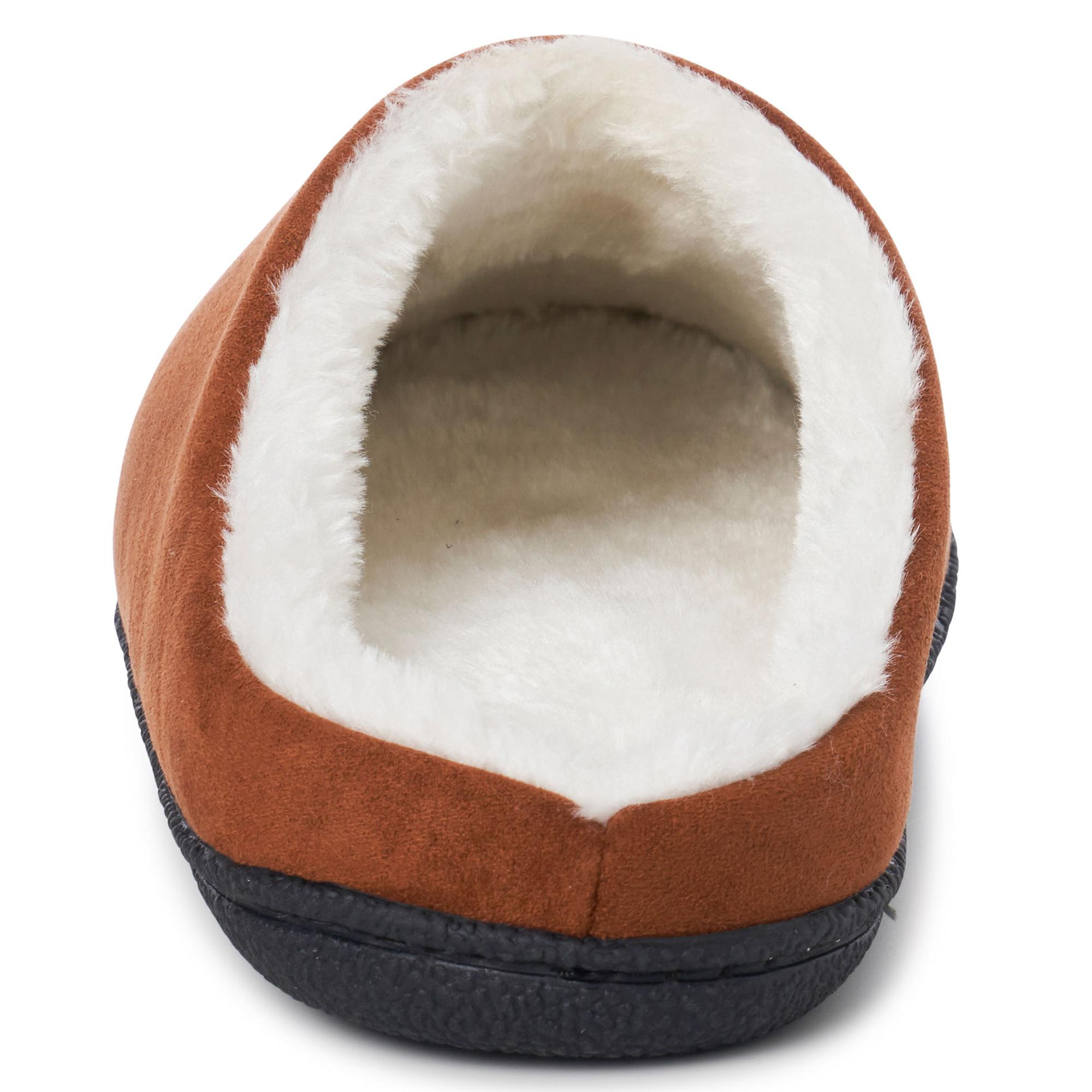Alpine-Swiss-Mens-Memory-Foam-Clog-Slippers-Indoor-Comfort-Slip-On-House-Shoes thumbnail 21