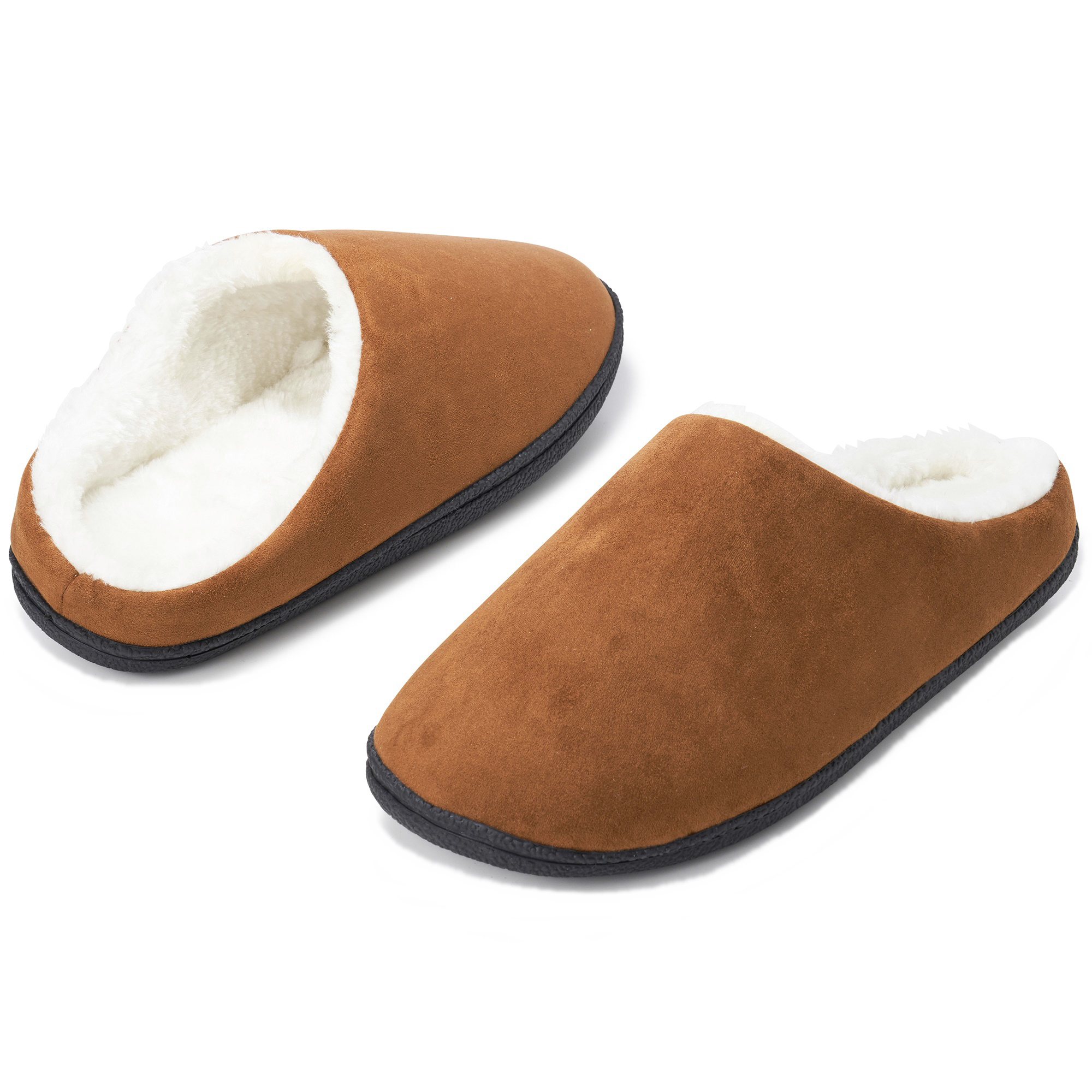 Alpine-Swiss-Mens-Memory-Foam-Clog-Slippers-Indoor-Comfort-Slip-On-House-Shoes thumbnail 20