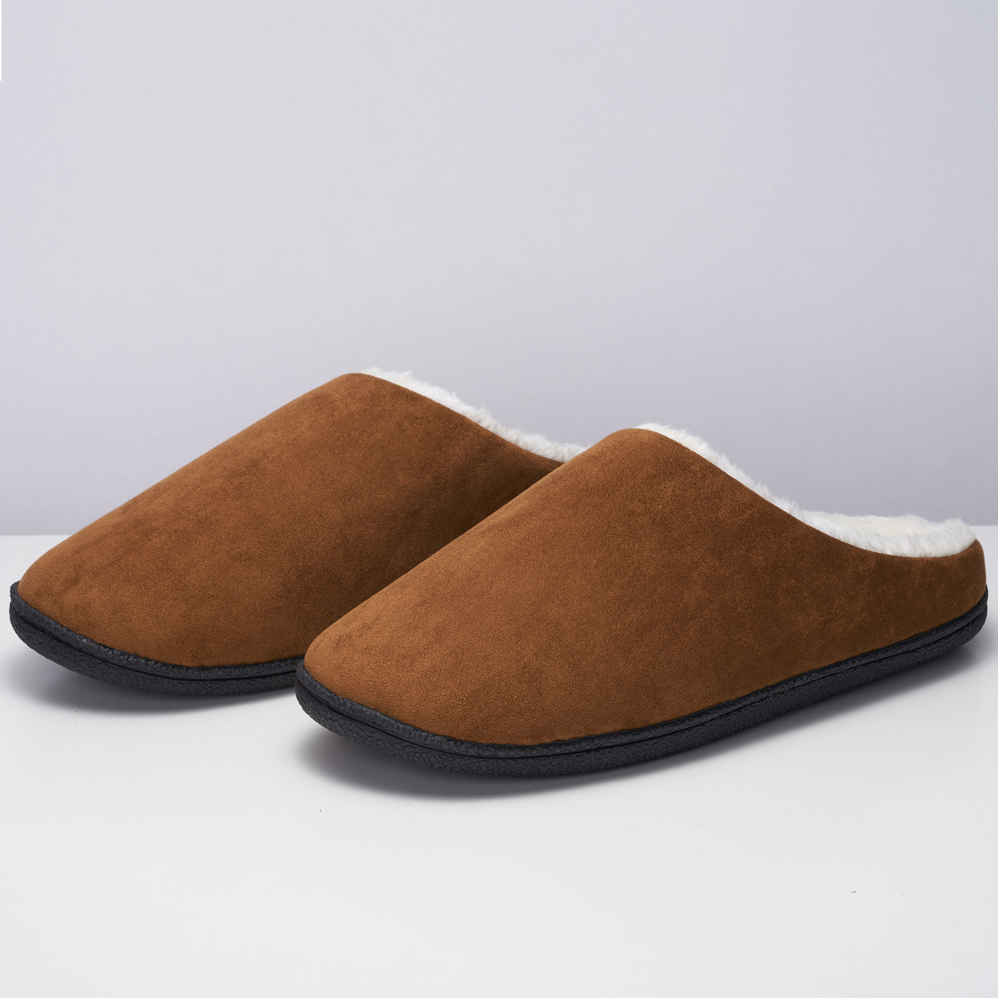 Alpine-Swiss-Mens-Memory-Foam-Clog-Slippers-Indoor-Comfort-Slip-On-House-Shoes thumbnail 23