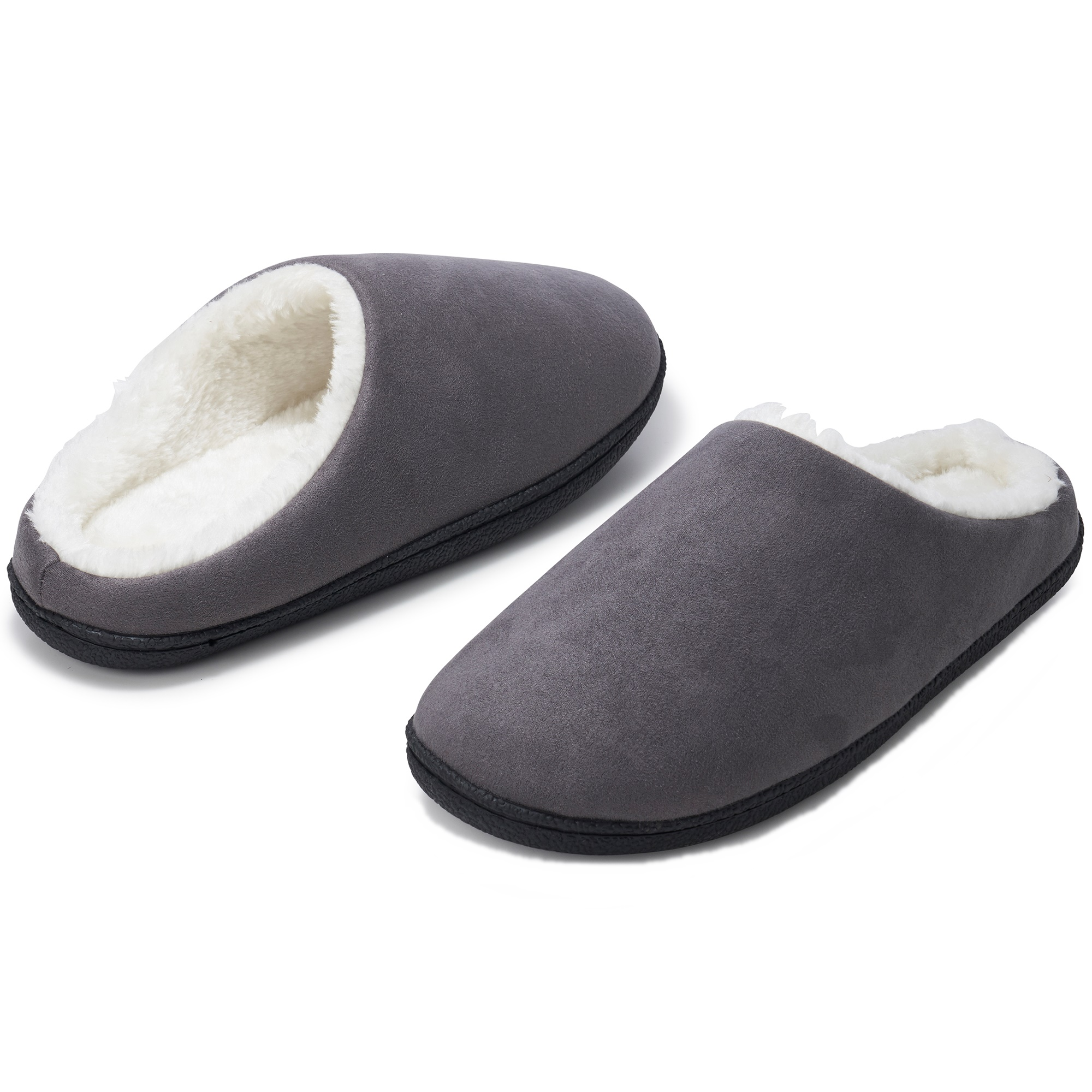 Alpine-Swiss-Mens-Memory-Foam-Clog-Slippers-Indoor-Comfort-Slip-On-House-Shoes thumbnail 26