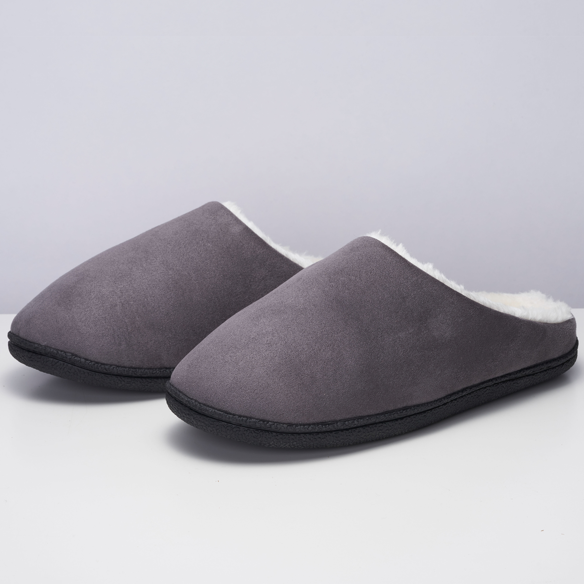 Alpine-Swiss-Mens-Memory-Foam-Clog-Slippers-Indoor-Comfort-Slip-On-House-Shoes thumbnail 29