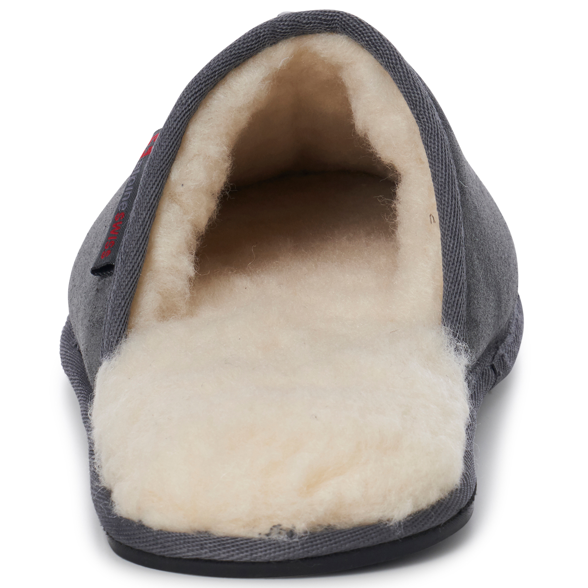 Alpine-Swiss-Mens-Suede-Memory-Foam-Scuff-Slippers-Comfort-Slip-On-House-Shoes thumbnail 28