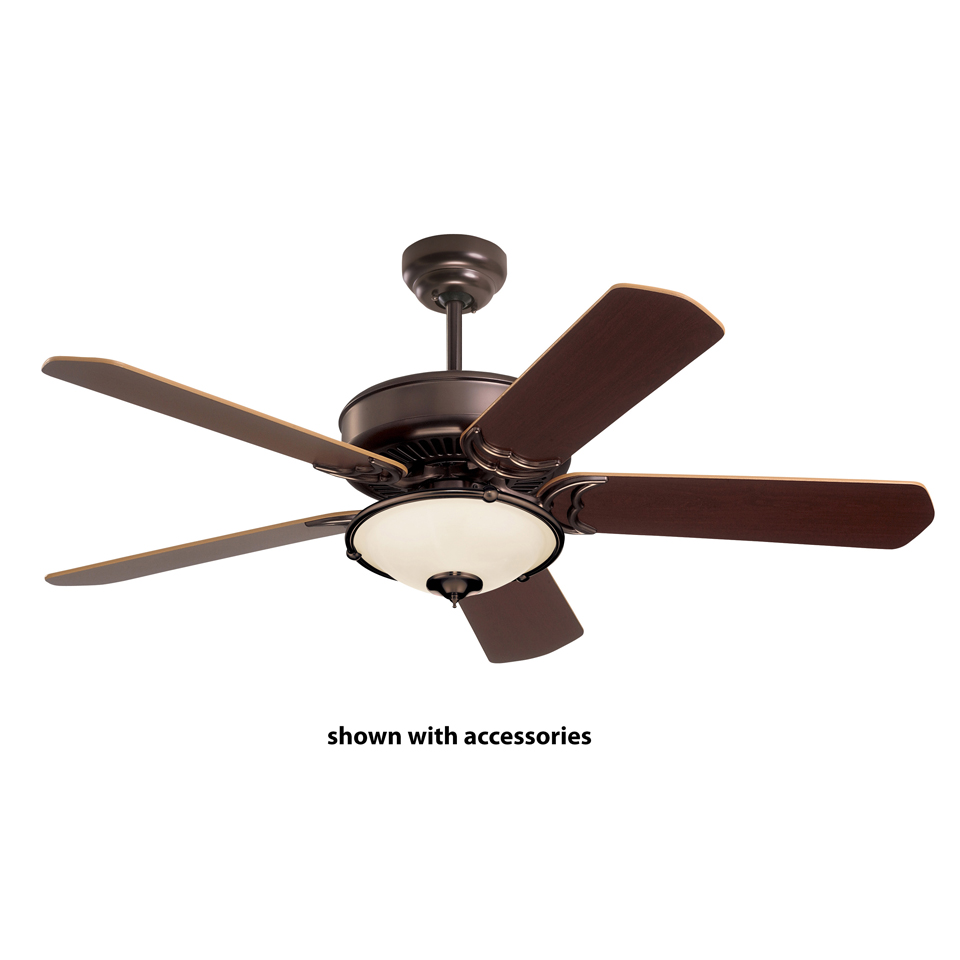 "14 Ceiling Fans That Don T Look Terrible: Emerson CF755ORB Designer 52"" Energy Star Ceiling Fan, Oil"