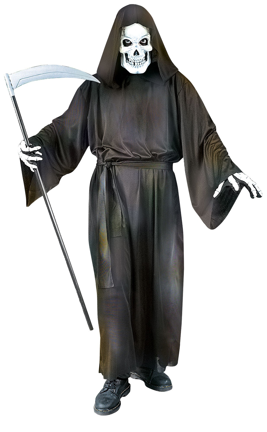 """Image result for fedex delivery man in grim reaper outfit pictures"""""""