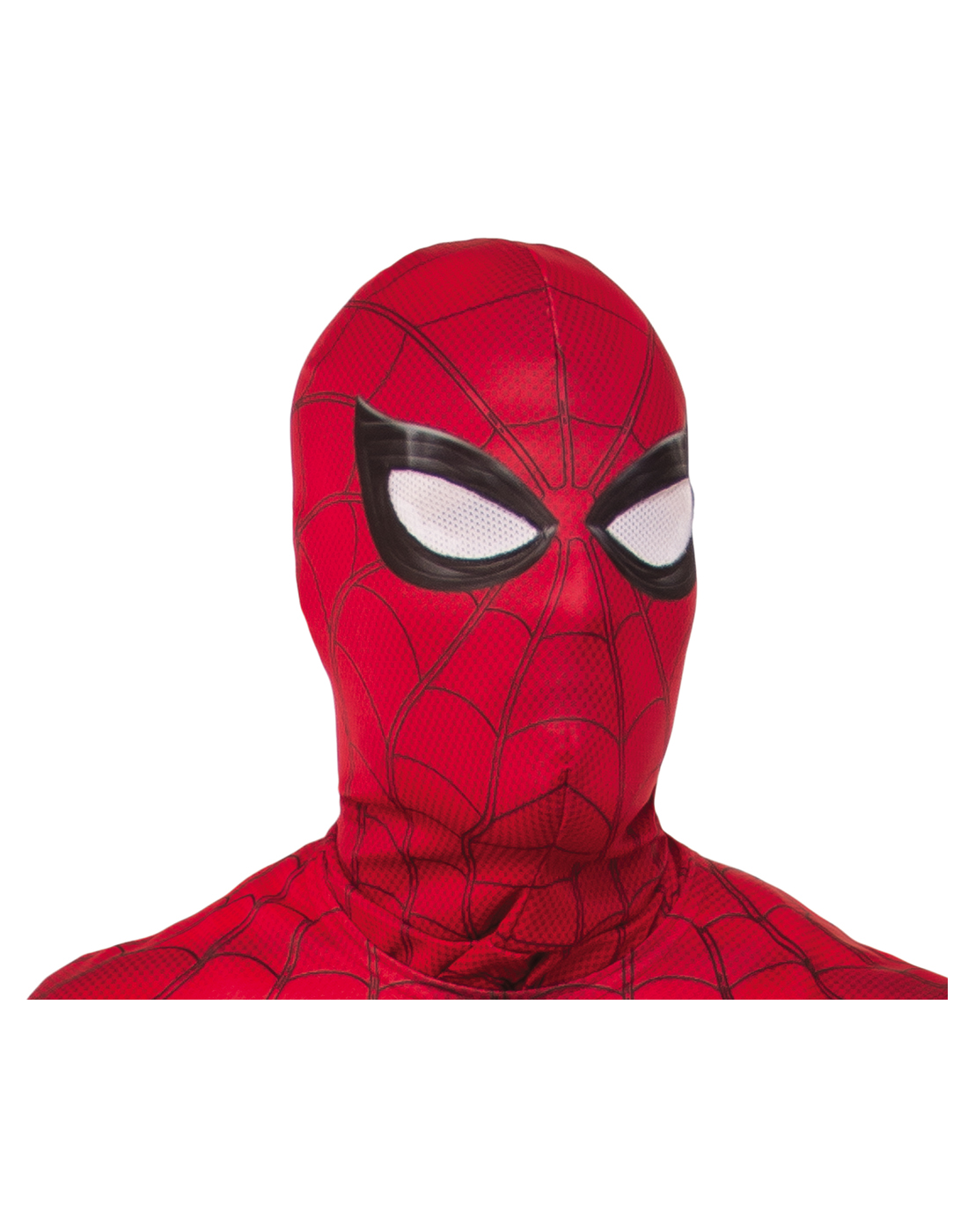 Spiderman Far From Home Spiderman Mens Adult Fabric Superhero Costume Mask