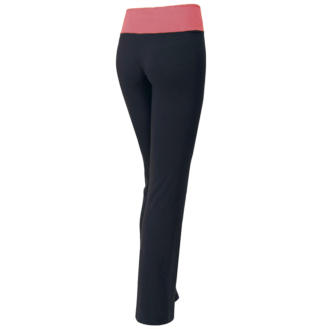 Womens Comfy Skinny Yoga Pants Leggings Running Workout ...