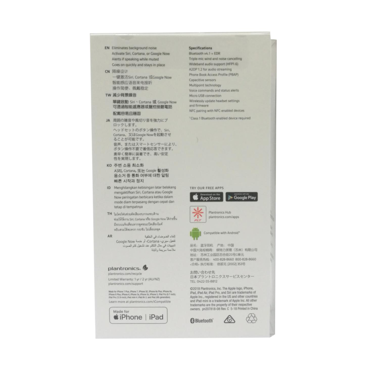 Plantronics-Voyager-3200-Bluetooth-4-1-Headset-HD-Voice-Hub-App-All-Colours-MP thumbnail 13