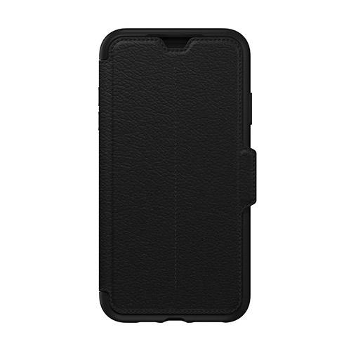 OtterBox-Strada-iPhone-Xs-Max-Genuine-Leather-Folio-Card-Slot-Case-All-Colour-VS thumbnail 14