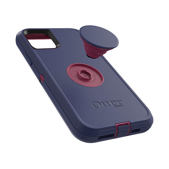 OtterBox-Otter-Plus-Pop-Defender-Case-iPhone-11-Pro-Max-6-5-034-All-Colours-PS miniature 12