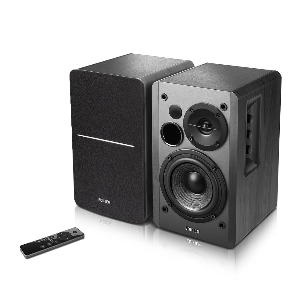 thumbnail 7 - Edifier R1280DBS Bookshelf Bluetooth 5.0 Speakers Classic Design All Colours VS
