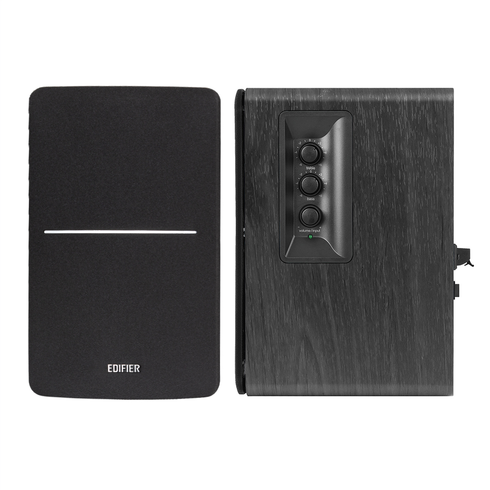 thumbnail 8 - Edifier R1280DBS Bookshelf Bluetooth 5.0 Speakers Classic Design All Colours VS