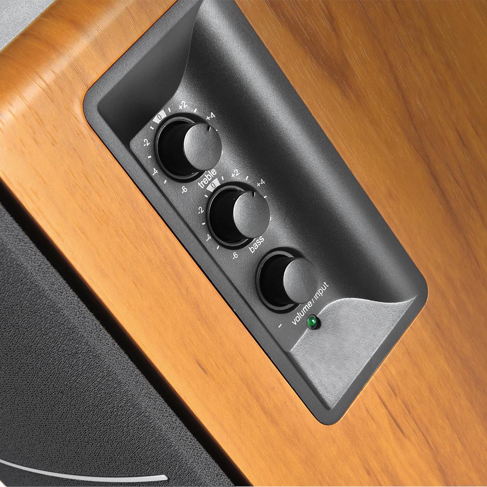 thumbnail 15 - Edifier R1280DBS Bookshelf Bluetooth 5.0 Speakers Classic Design All Colours VS