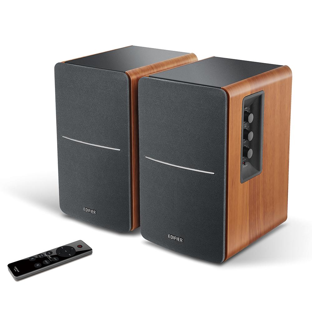 thumbnail 12 - Edifier R1280DBS Bookshelf Bluetooth 5.0 Speakers Classic Design All Colours VS