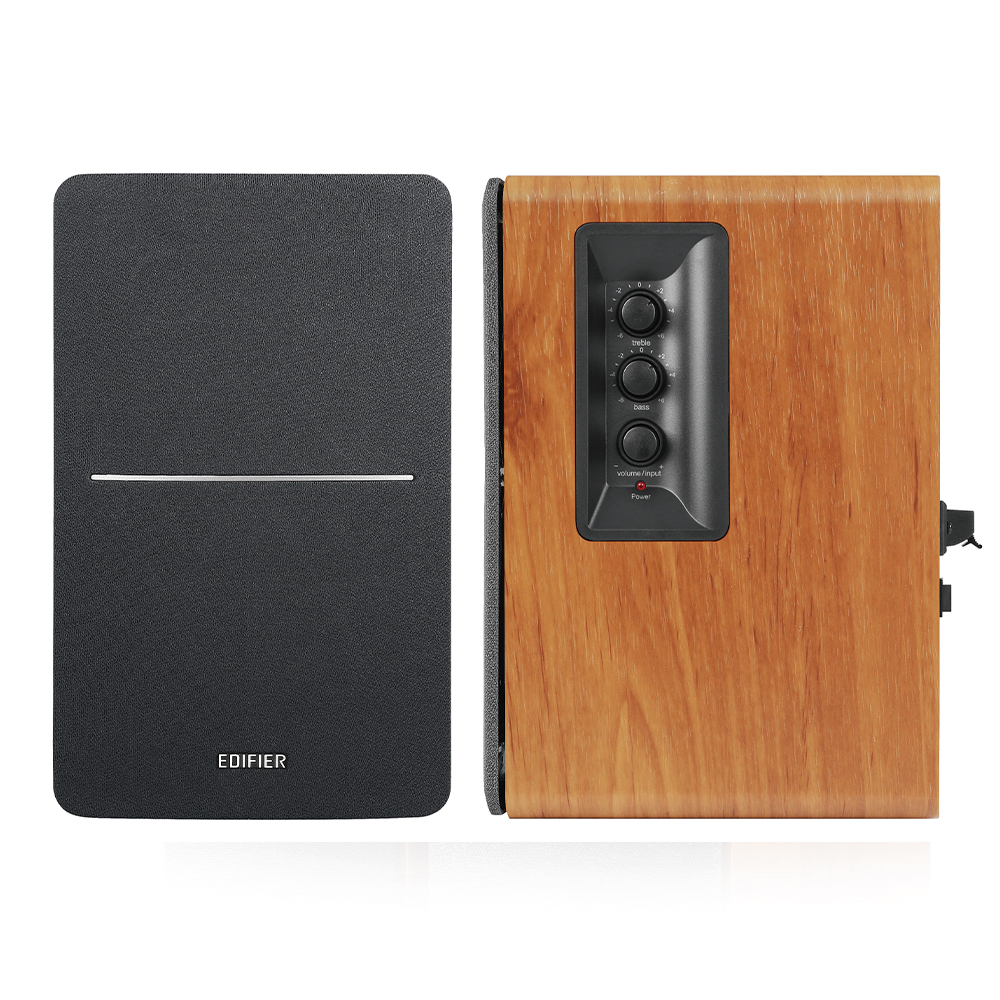 thumbnail 13 - Edifier R1280DBS Bookshelf Bluetooth 5.0 Speakers Classic Design All Colours VS