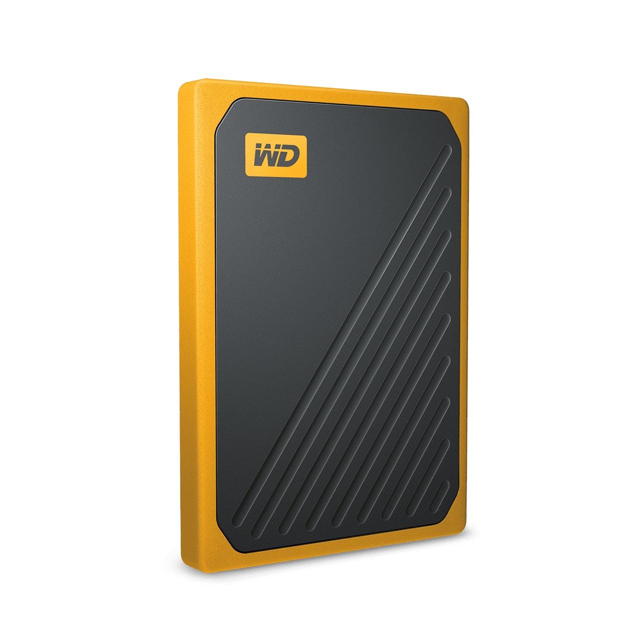 Western-Digital-WD-1TB-My-Passport-Go-Portable-External-SSD-Drive-All-Colour-VS thumbnail 3
