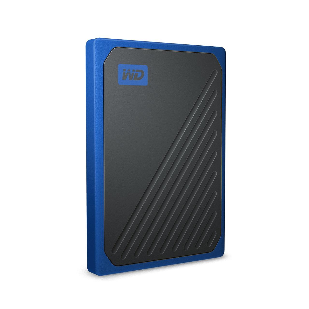 Western-Digital-WD-1TB-My-Passport-Go-Portable-External-SSD-Drive-All-Colour-VS thumbnail 7