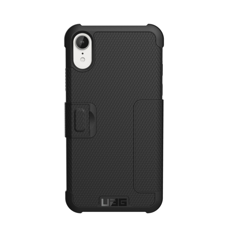 UAG-Metropolis-for-iPhone-XR-Card-Slot-Folio-Wallet-Case-All-Colours-SZ thumbnail 4