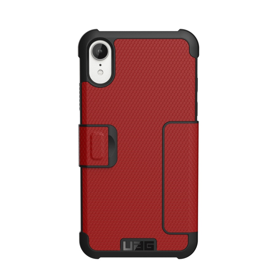UAG-Metropolis-for-iPhone-XR-Card-Slot-Folio-Wallet-Case-All-Colours-SZ thumbnail 14