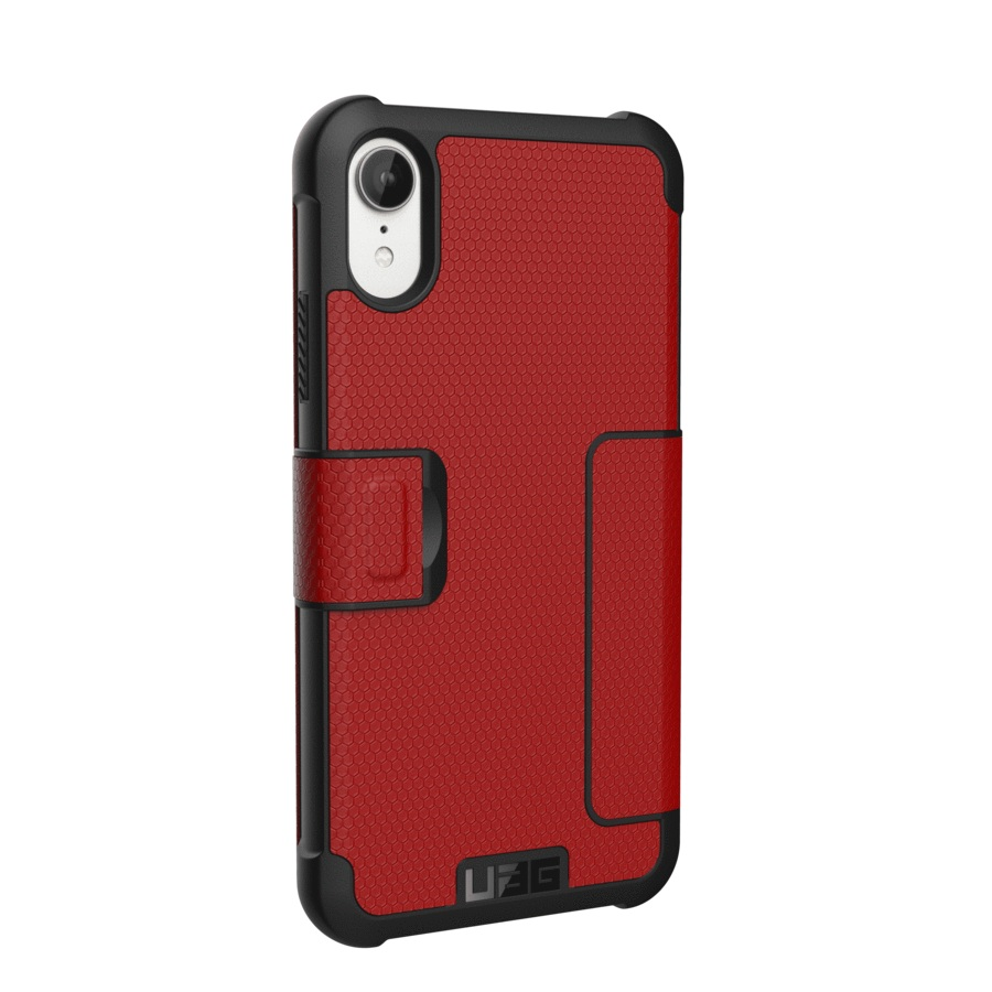 UAG-Metropolis-for-iPhone-XR-Card-Slot-Folio-Wallet-Case-All-Colours-SZ thumbnail 15