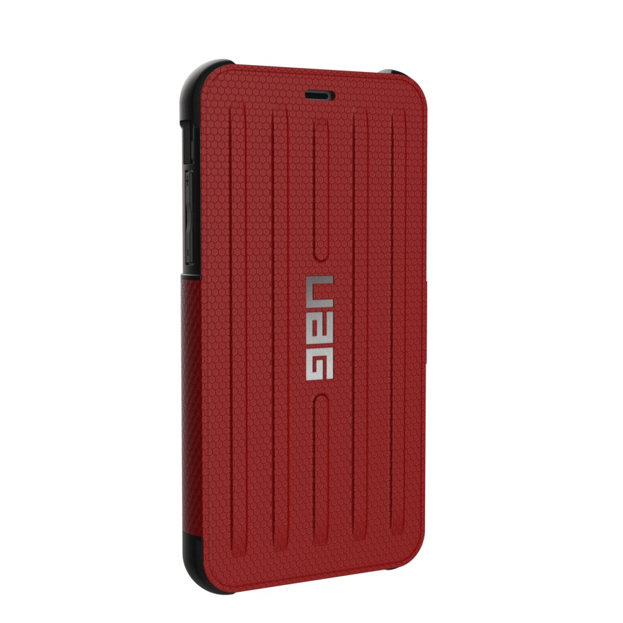 UAG-Metropolis-for-iPhone-XR-Card-Slot-Folio-Wallet-Case-All-Colours-SZ thumbnail 16