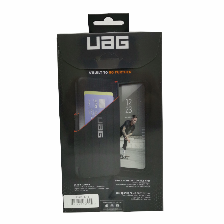UAG-Metropolis-iPhone-Xs-Max-Card-Slot-Folio-Wallet-Case-All-Colours-VS thumbnail 3