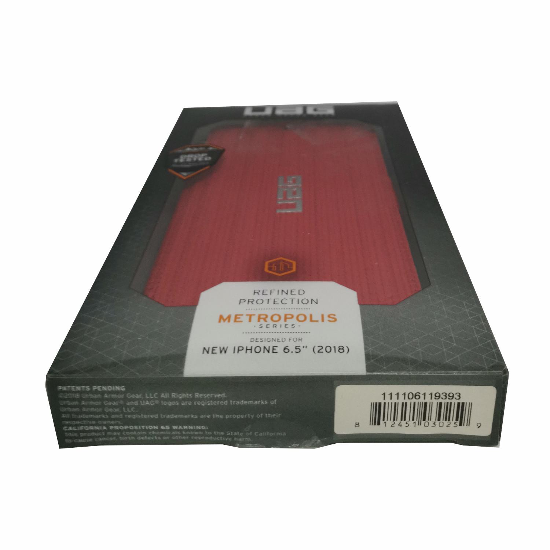 UAG-Metropolis-iPhone-Xs-Max-Card-Slot-Folio-Wallet-Case-All-Colours-VS thumbnail 11