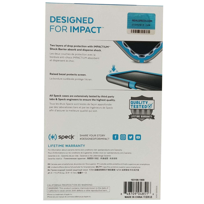Speck-Presidio-Protective-No-Slip-Grip-Case-for-iPhone-8-7-6-6s-All-Colour-DF miniature 37