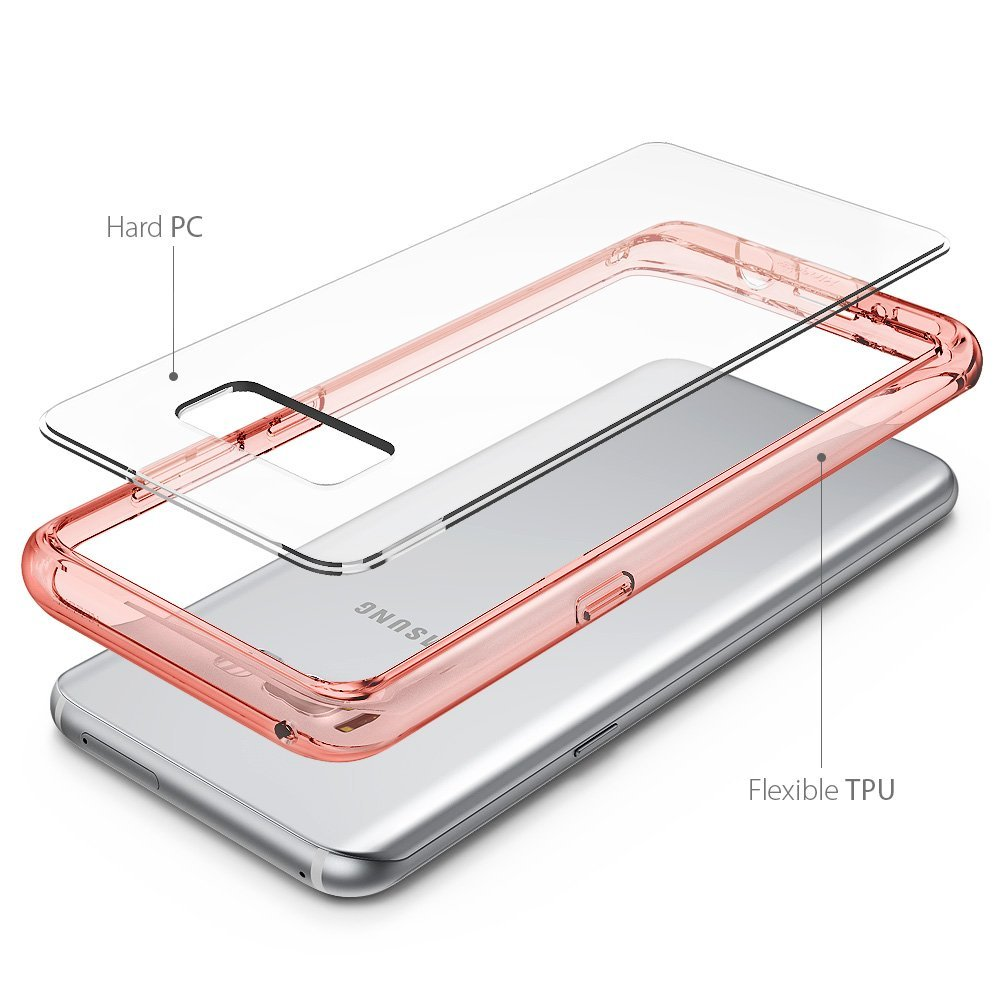 Ringke-Fusion-Impact-Absorption-Case-for-Samsung-Galaxy-S8-Plus-All-Colours-DI thumbnail 21