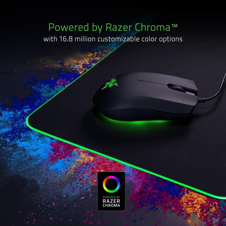 Razer-Goliathus-Chroma-Gaming-Mouse-Mat-Synapse-3-Standard-Extended-All-Sizes-AW Indexbild 11