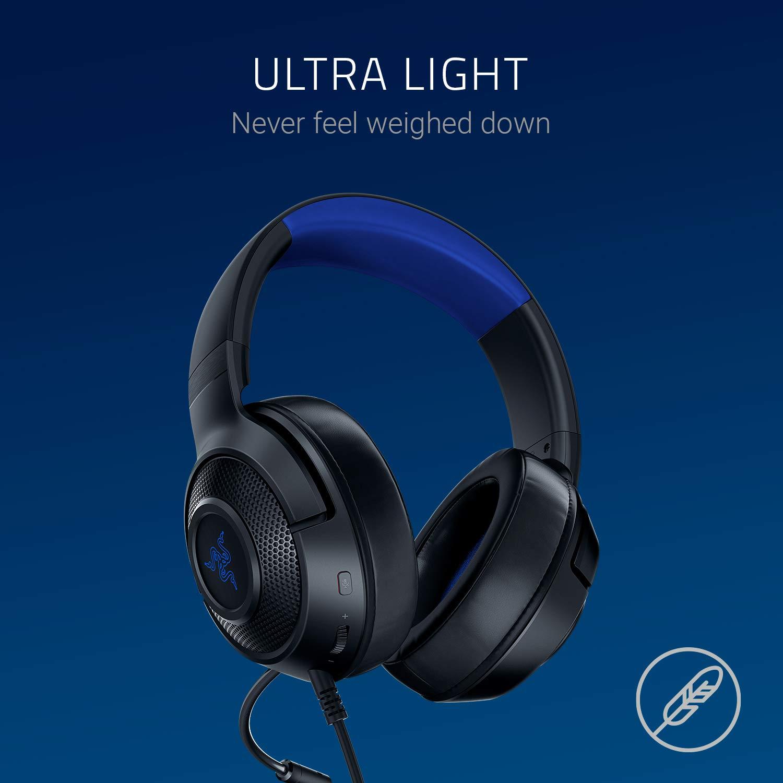 Razer-Kraken-X-Console-Ultralight-7-1-Gaming-Headset-w-Microphone-All-Colours-VS thumbnail 12