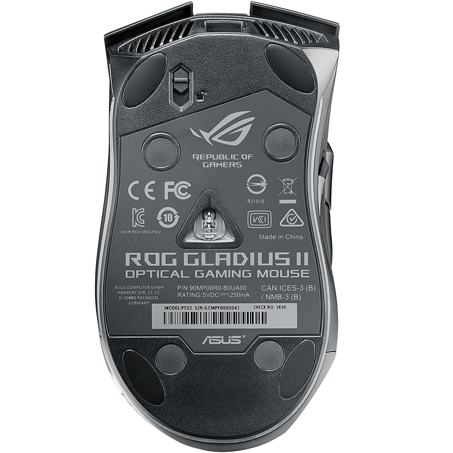 ASUS-ROG-Gladius-II-2-Aura-Sync-Wired-PNK-Wireless-Gaming-Mouse-All-Models-AW Indexbild 14