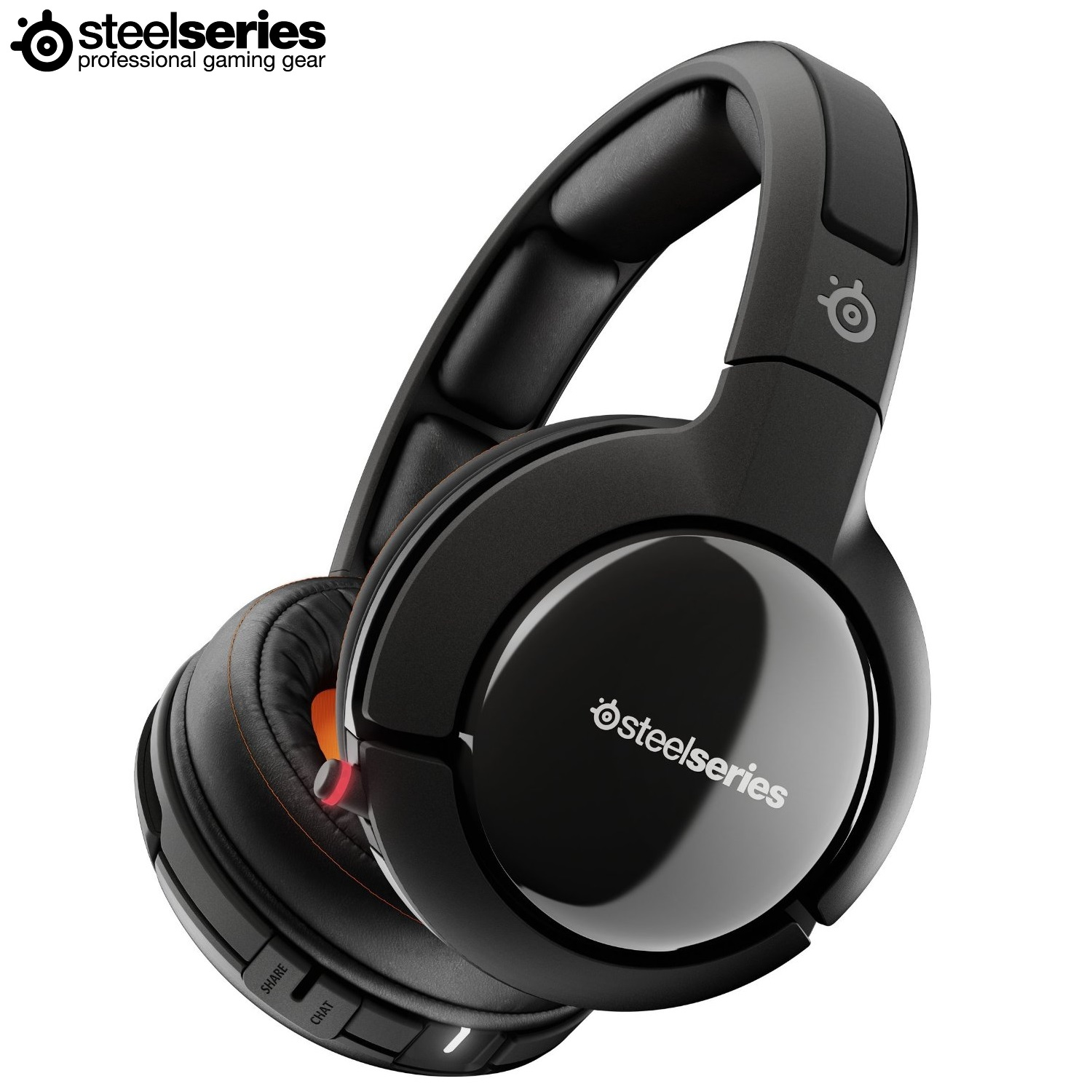 steelseries siberia 800 wireless 7 1 gaming headset. Black Bedroom Furniture Sets. Home Design Ideas