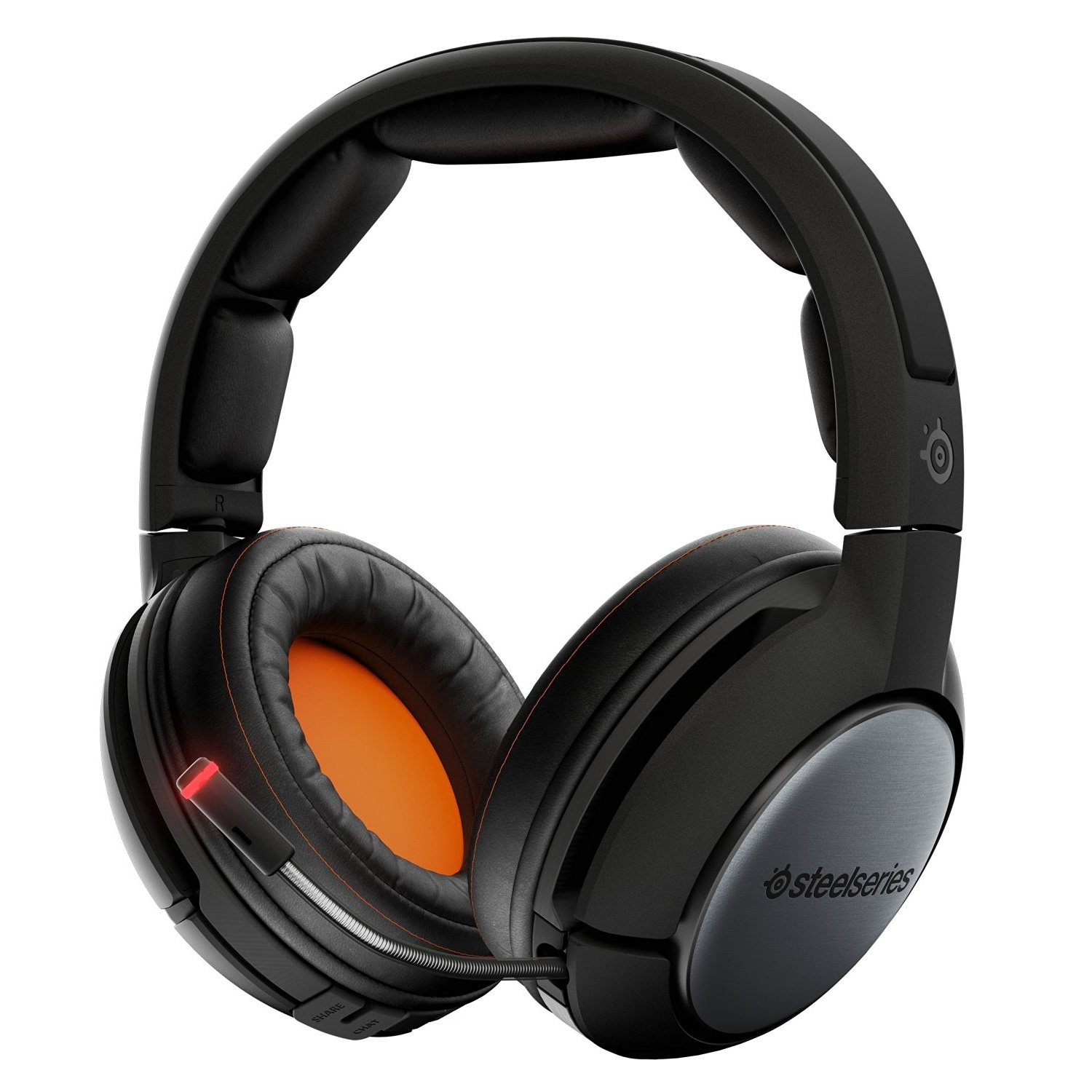 steelseries siberia 840 7 1 surround sound kabellos bluetooth spiele headset sd ebay. Black Bedroom Furniture Sets. Home Design Ideas