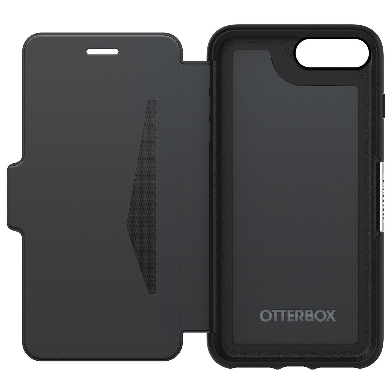 huge sale 6e41c b5553 Details about OtterBox Strada iPhone 7 Plus 8 Plus Leather Folio Case  Original All Colours PZ