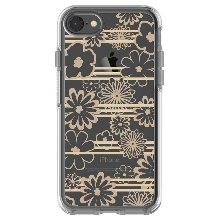 OtterBox-Symmetry-for-iPhone-8-7-Slim-Raised-Edge-One-Piece-Case-All-Colours-DF miniature 15