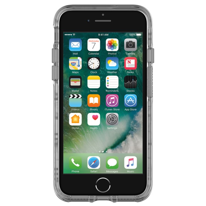OtterBox-Symmetry-for-iPhone-8-7-Slim-Raised-Edge-One-Piece-Case-All-Colours-DF miniature 16