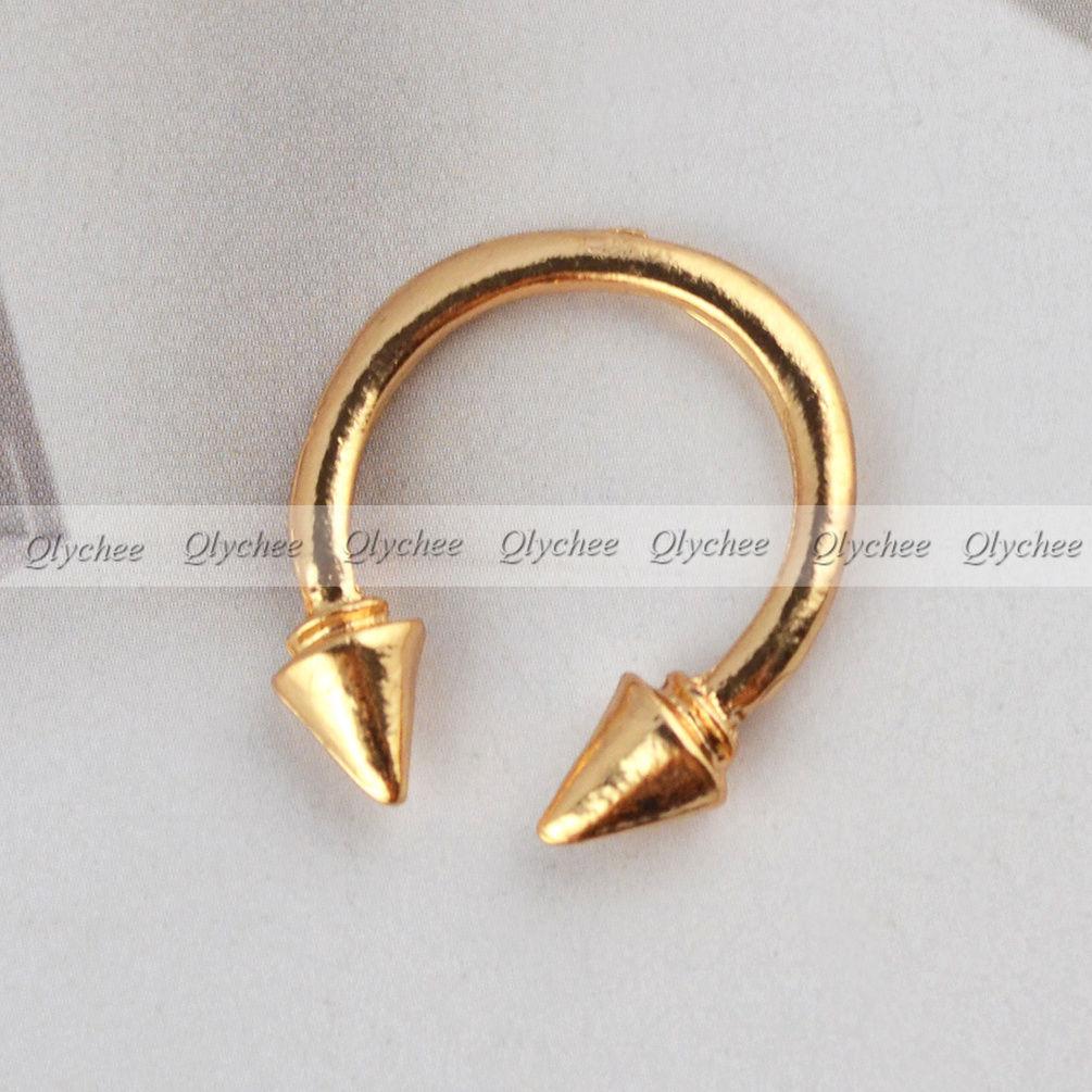 Trendy Fashion Jewelry Women Ring Arrow Rivet hipster Ring ...