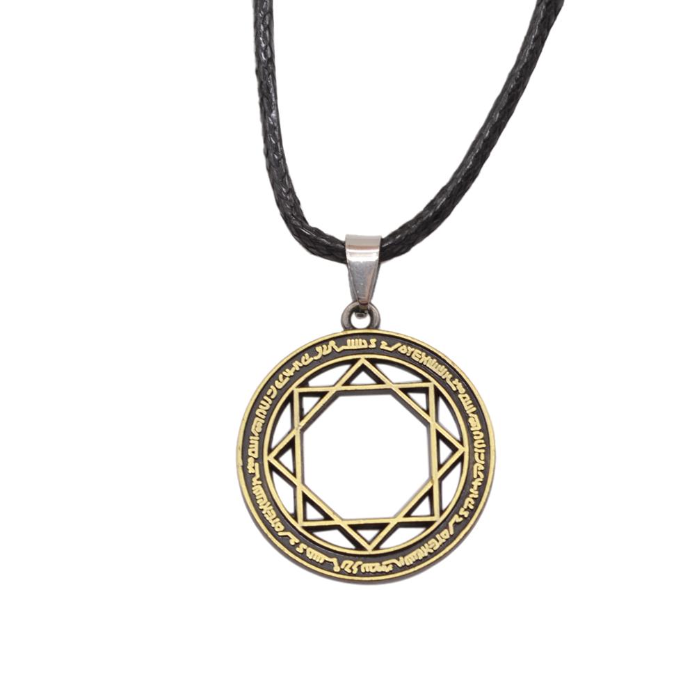 Anime magi the labyrinth of magic metal pendant