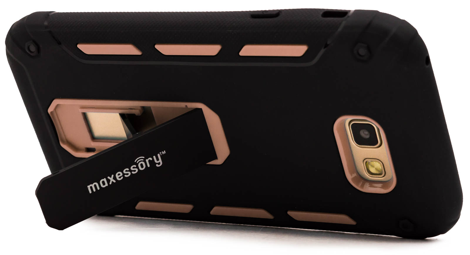 Heavy-Duty-Kickstand-Dual-Layer-Hybrid-Cover-for-Samsung-Galaxy-A7-2017-Case