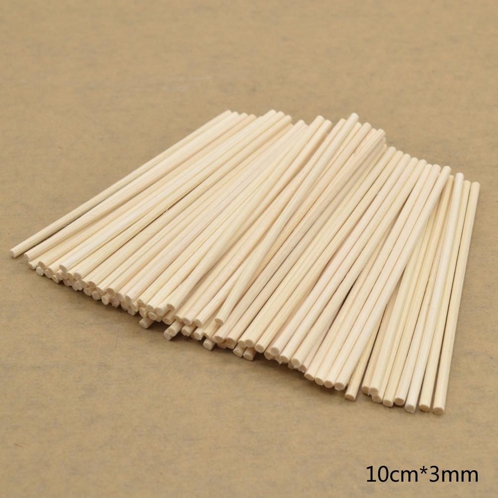 100pcs Premium Rattan Reed Sticks Fragrance Oil Diffuser